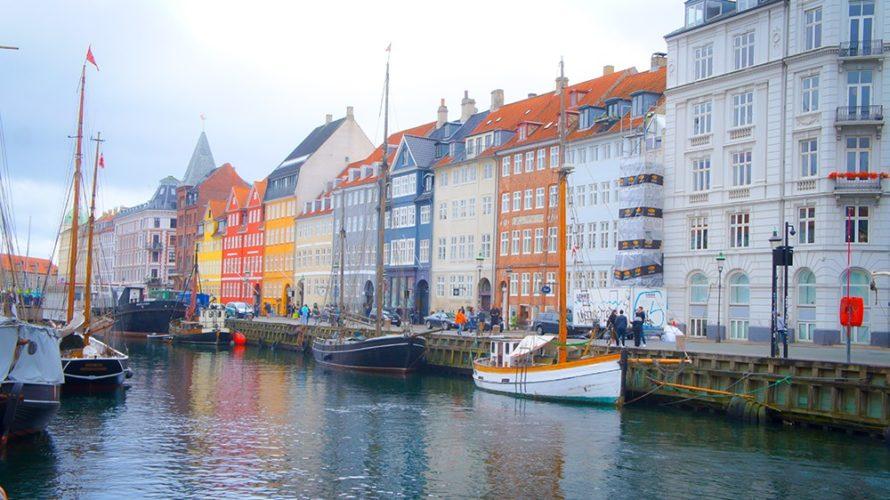 デンマークの風景